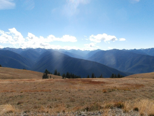 Hurrican Ridge
